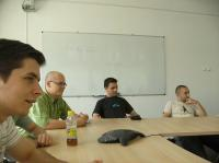 1. Ciprian Berescu 2. Mihai Paun 3. Marius Alexa 4. Alex Andronic